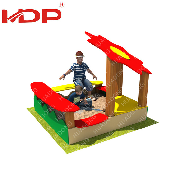 Hot Item Play Centre Entertainment Cheap Kids Wooden Outdoor Play Equipment