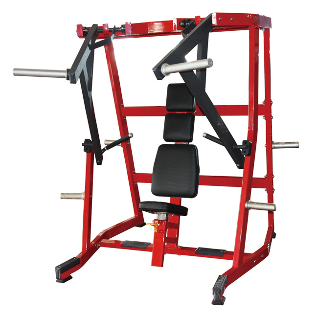 China Hammer Strength Plate-Loaded ISO-Lateral Chest Press