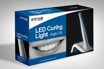 Wireless Dental LED Curing Light Cordless Curing Light Dental Curing Composite