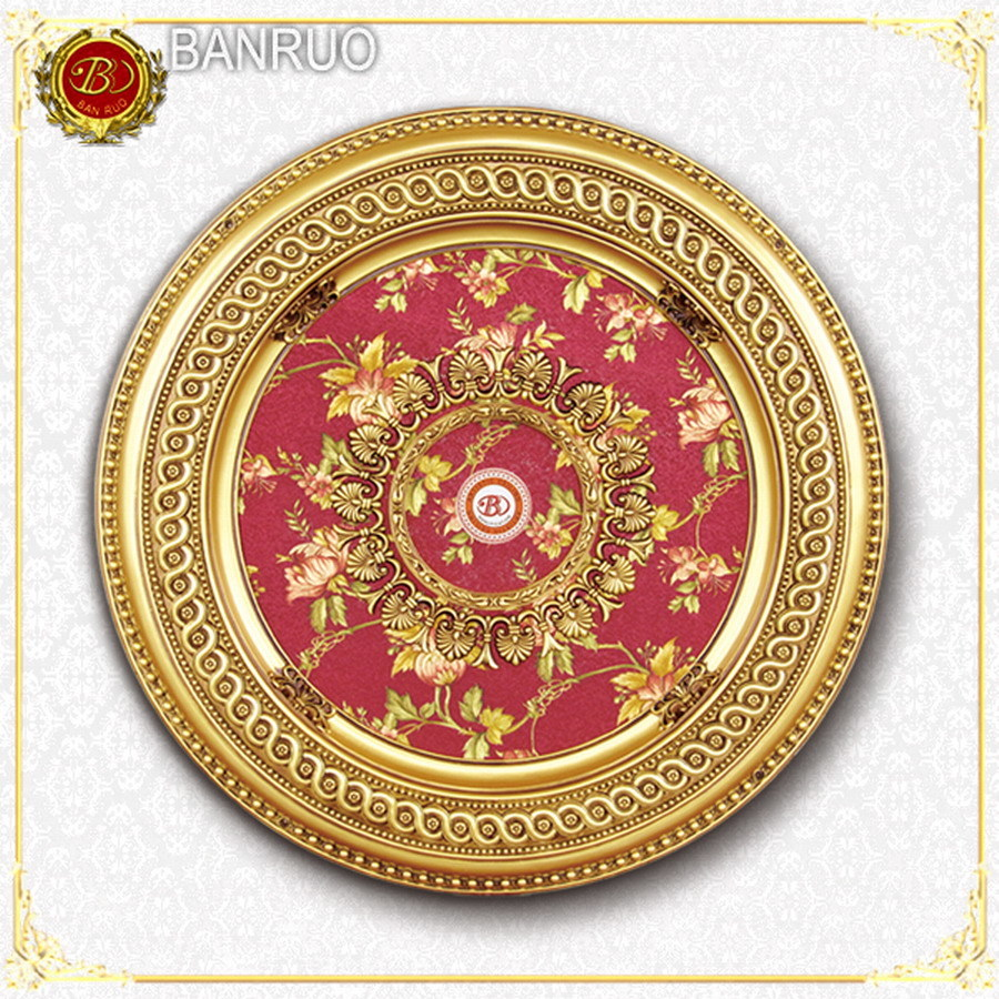 China Round Decoration Artistic Ceiling Tiles Brrd90 F095 China