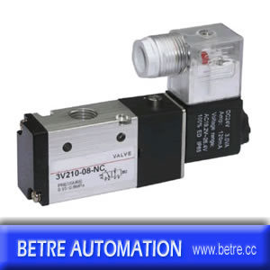 airtac type pneumatic solenoid vavedirectional valve 3v210