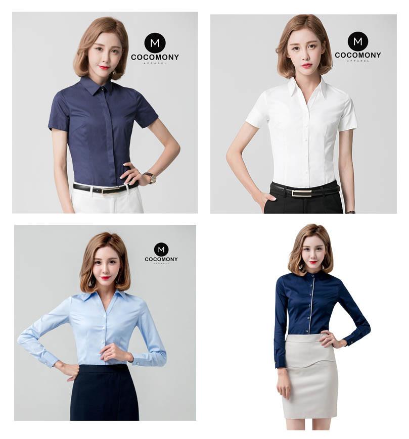 Uniform Blouses Designs Foto Blouse