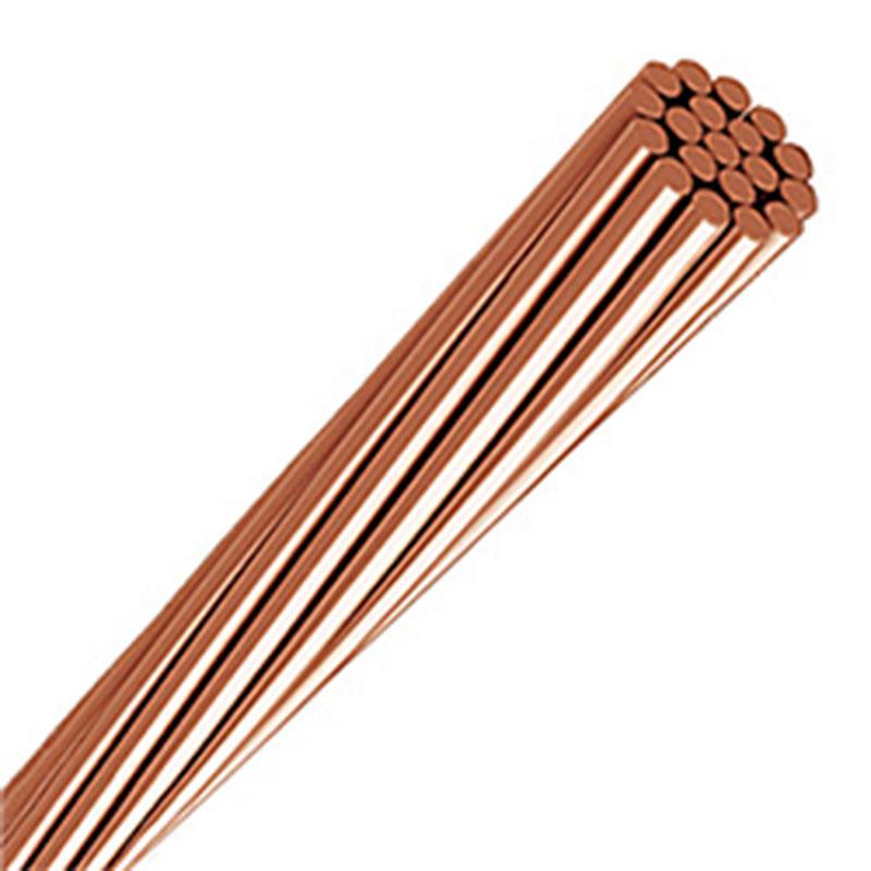 China Copper Conductor Copper Clad Aluminum Cca Wire