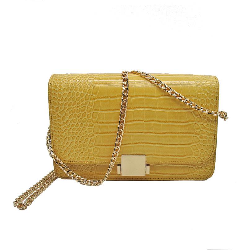 a7ab9ba889 China Popular Design Small Size Metal Chain Shoulder Bag Leather Lady Bag  Trendy Lady Handbag Fashion Woman Shoulder Bags High Quality PU Handbags  with ...