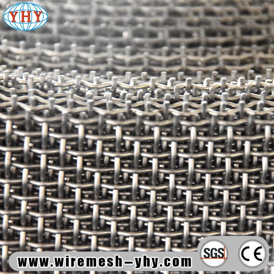 China Stainless Steel Woven Wire Mesh Photos & Pictures - Made-in ...