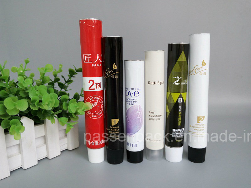 China Aluminum Tube For Dose 1 2 Hair Color Dye Ppc At 032