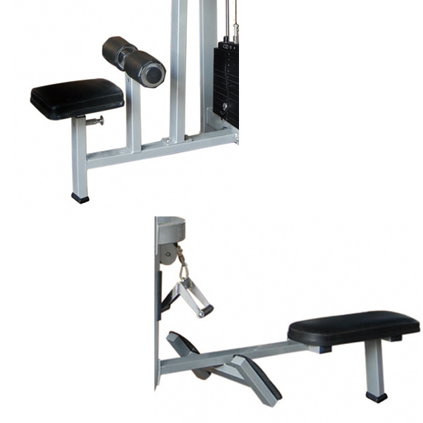 Fitness Equipment/Gym Equipment for Multi Jungle 4-Stack (FM-2004) pictures & photos