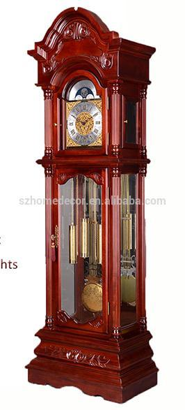 f16633bed8d3 China German Hermle Grandfather Clock with Pendulum and 3 Weights Grandfather  Clock Antique Large Clock - China Wood Grandfather Clock, Pendulum and  Chiming ...