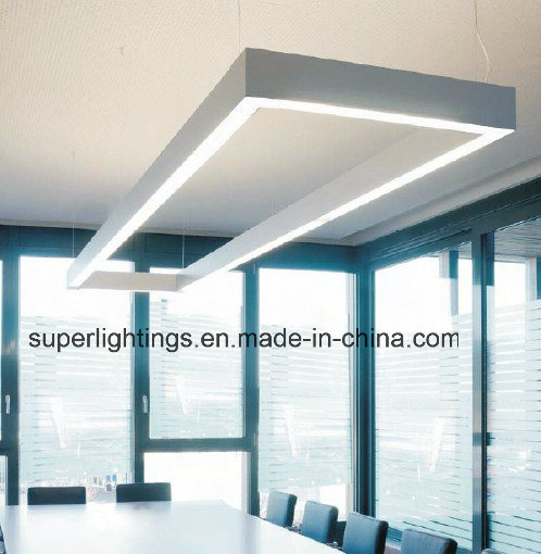 Office Led Linear Light Trunking Pednant Lighting System