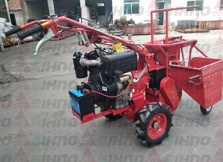 [Hot Item] Mini Corn Combine Harvester/Maize Reaping Machine