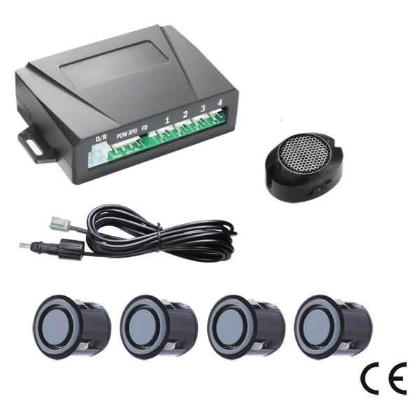 [Hot Item] Rear Reversing Radar Installation Car Backup Reverse Parking  Sensors System