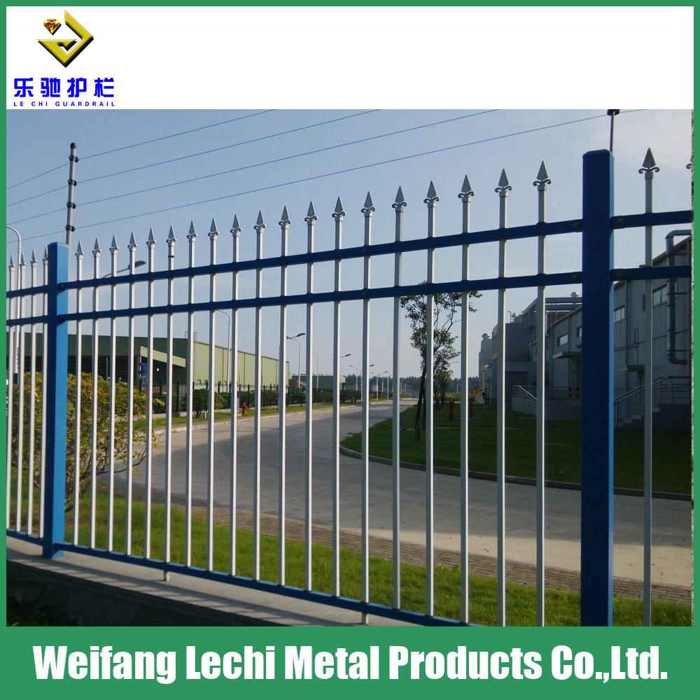 China Garden Ornamental Safety Hot Dipped Galvanized Steel Pipe