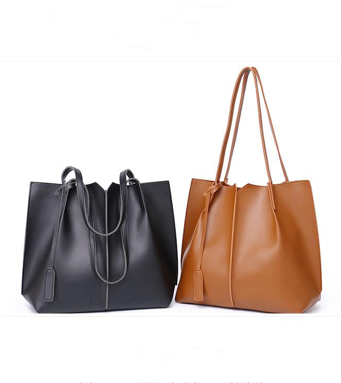 e6b8306bb8 China Women Cowhide Handbag Designer Top Handle Shoulder Tote Bag ...