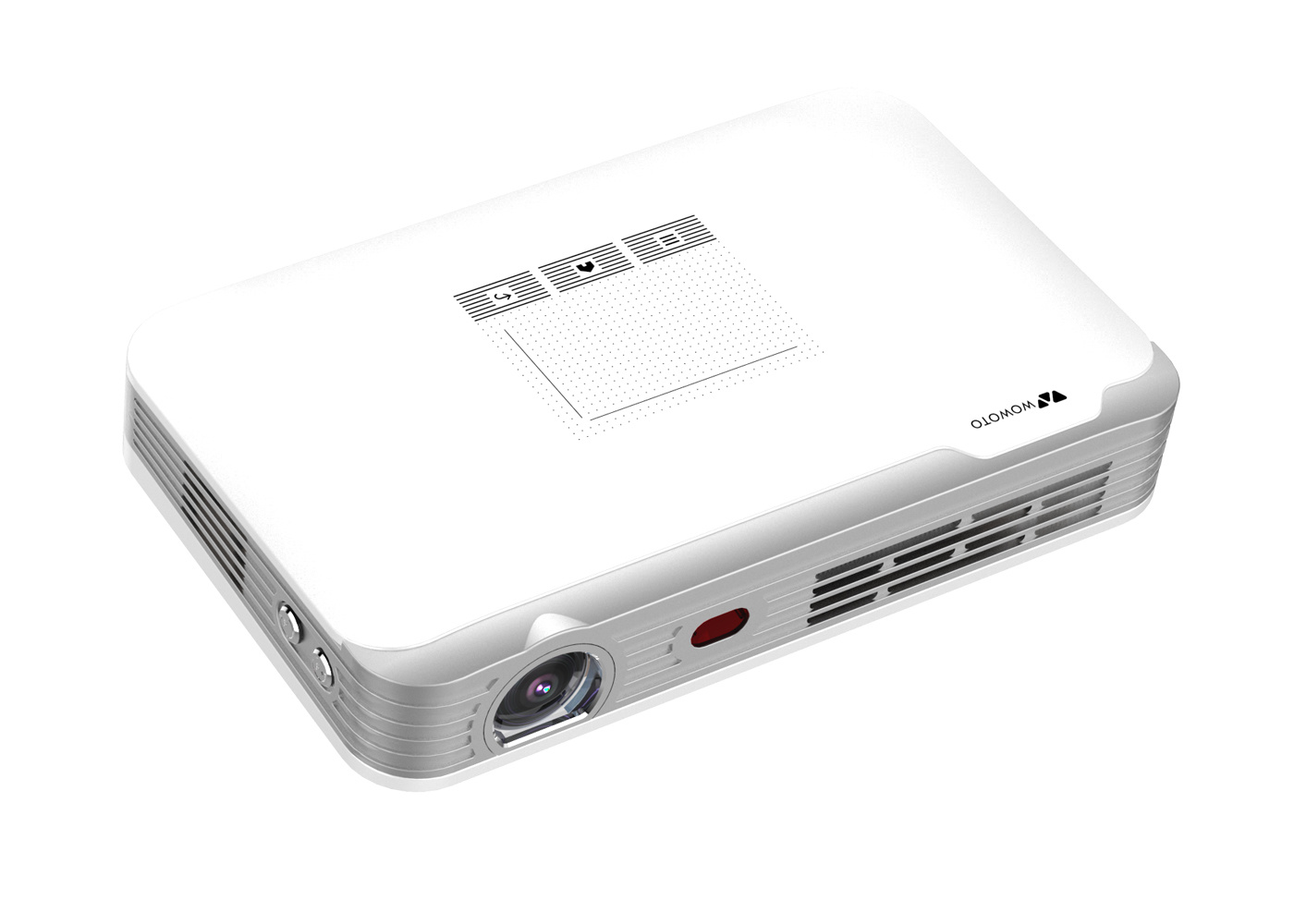 f0016d2d5e5d77 China Wowoto T8e Mini Digital WiFi Pico Mobile Micro Projector Pocket Size  Suit for Business, Education, Games, 3D Home Theater - China LED Projector,  ...