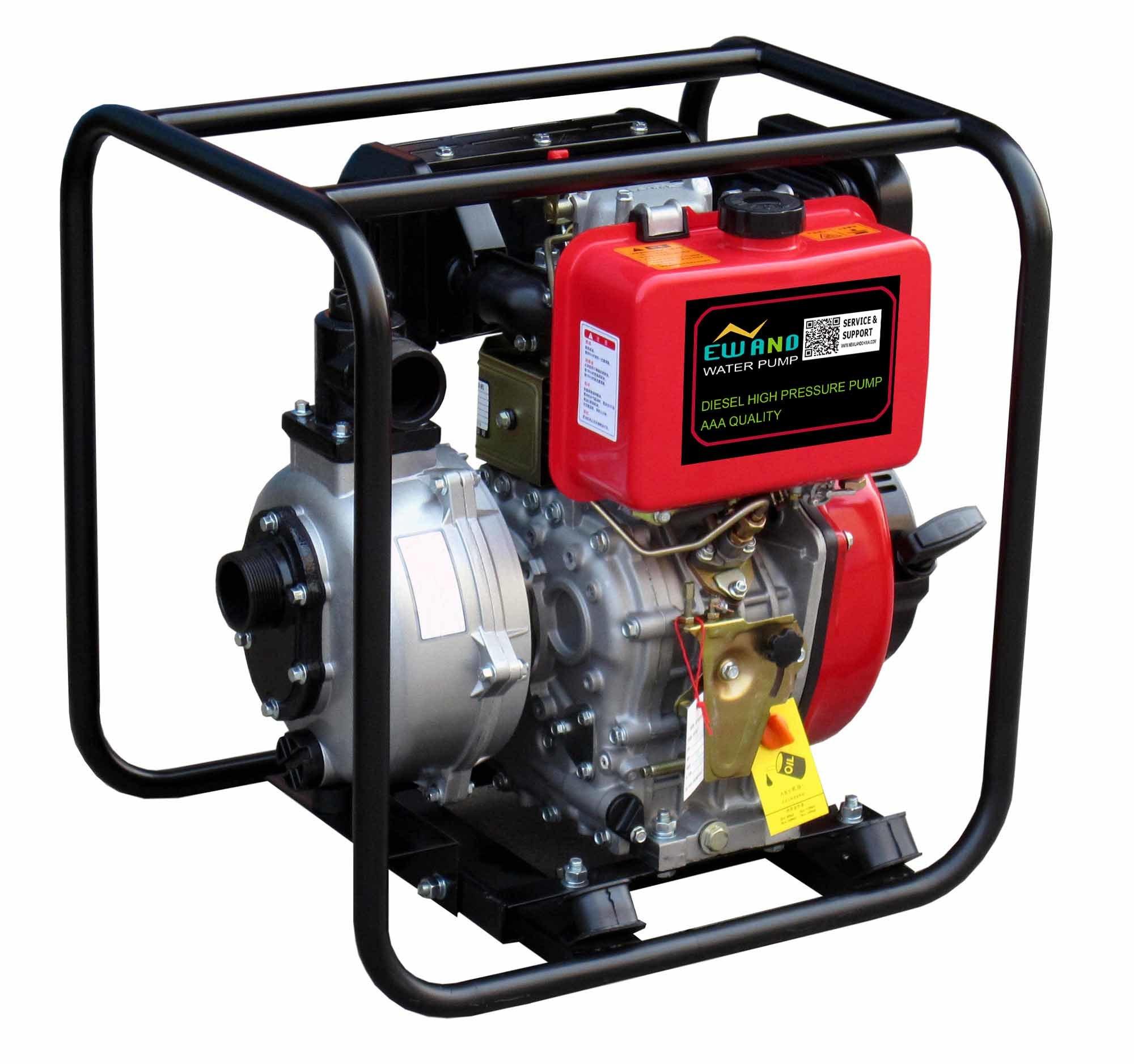 China 2 Inch Manual Diesel High Pressure Water Pump (DP20H) - China Pump, Water  Pump