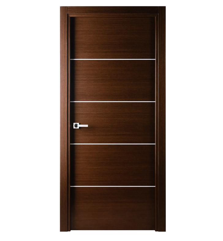 China Latest Wood Door Design Mdfhdf Interior Inner Room Doors