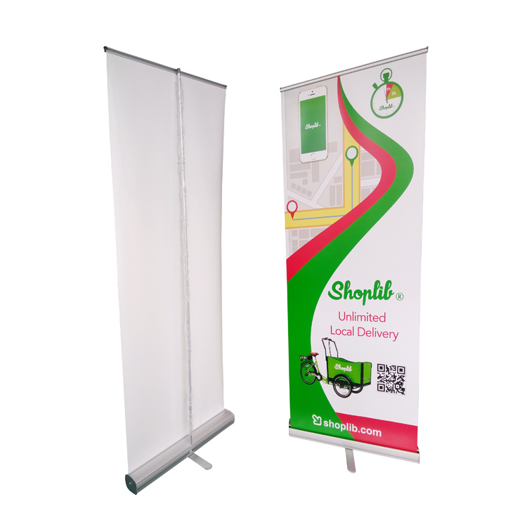 China Potable Advertising Pull Up Display Stand Luxury Roll Up Gorgeous Pull Up Display Stands