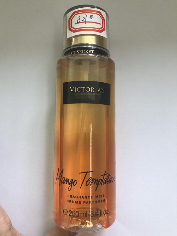 5e06445f86 China 250ml Victoria Mango Temptation Secret Fragrance Spray Perfume Mist -  China Mango Temptation