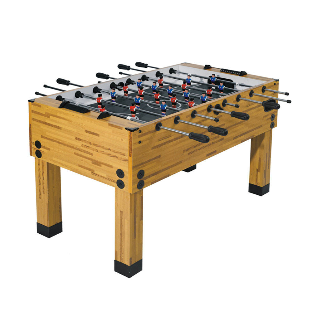 China Wooden High Quality Indoor Soccer Table Best Cheap Price For - Foosball table price