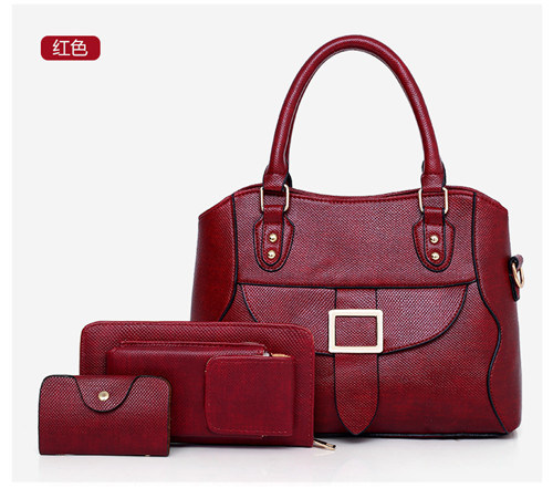 b7a55a23d China 2018 New Design Leather Shoulder Bag Women Handbags Ladies ...