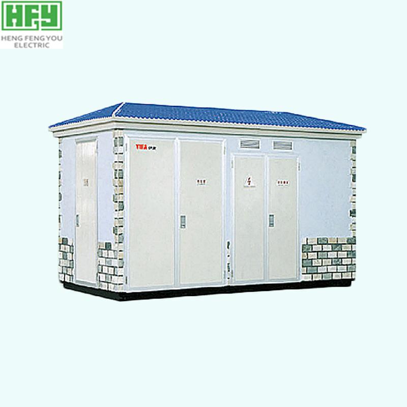 China 33/11kv Power Electrical Mining Prefabricated