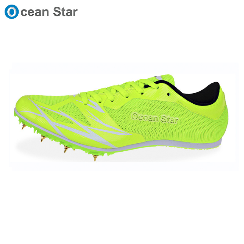 Quality Men Track Spike Running Shoes