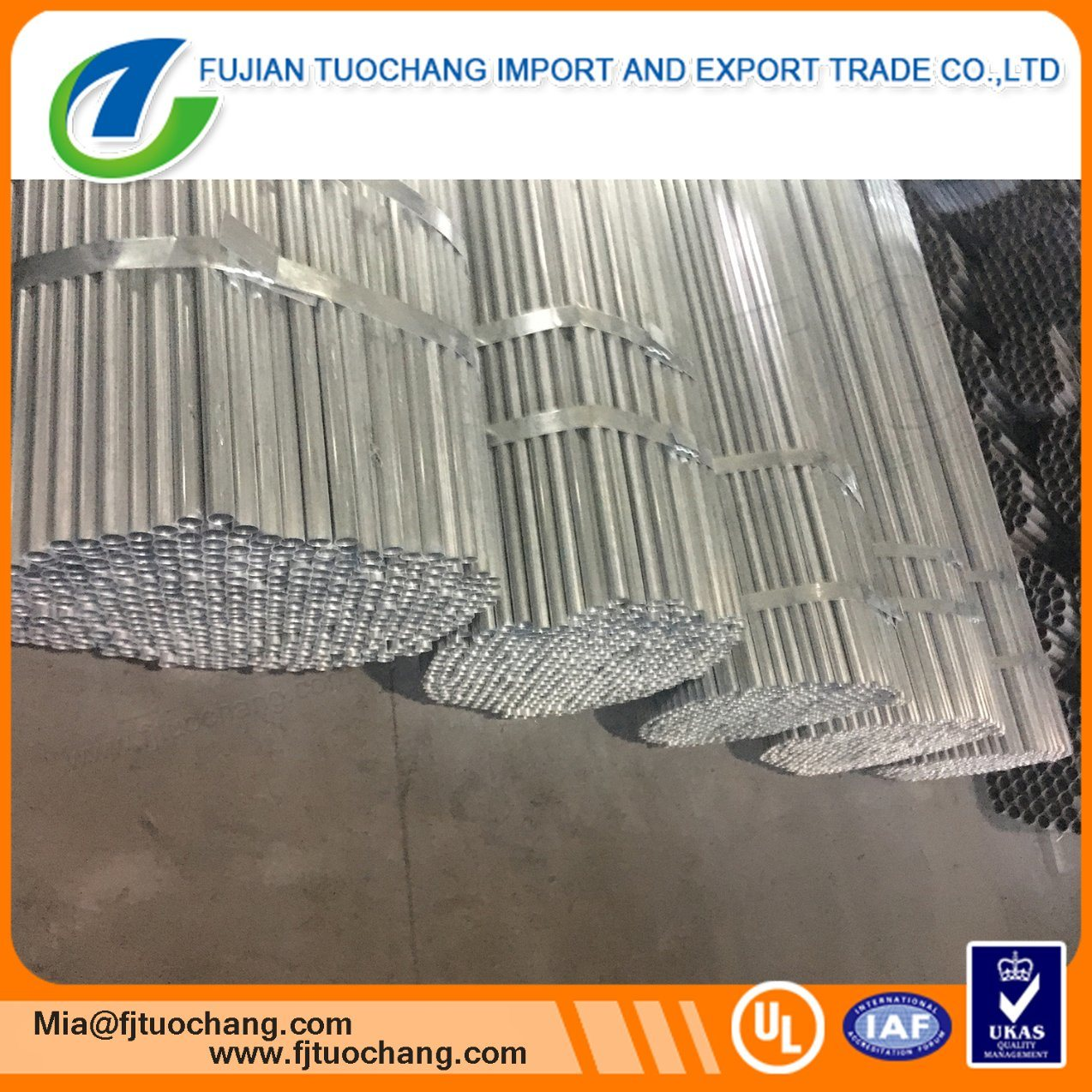 China Hot Dip Galvanized Electrical Cable Wiring Conduit Photos Electricwireconduitjpg
