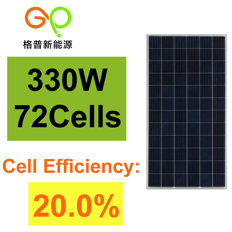 China Hot Sales Poly Solar Panel 330 W High Efficiency China Solar Modules Panel Solar - 48+ Solar Panel For Sales Background