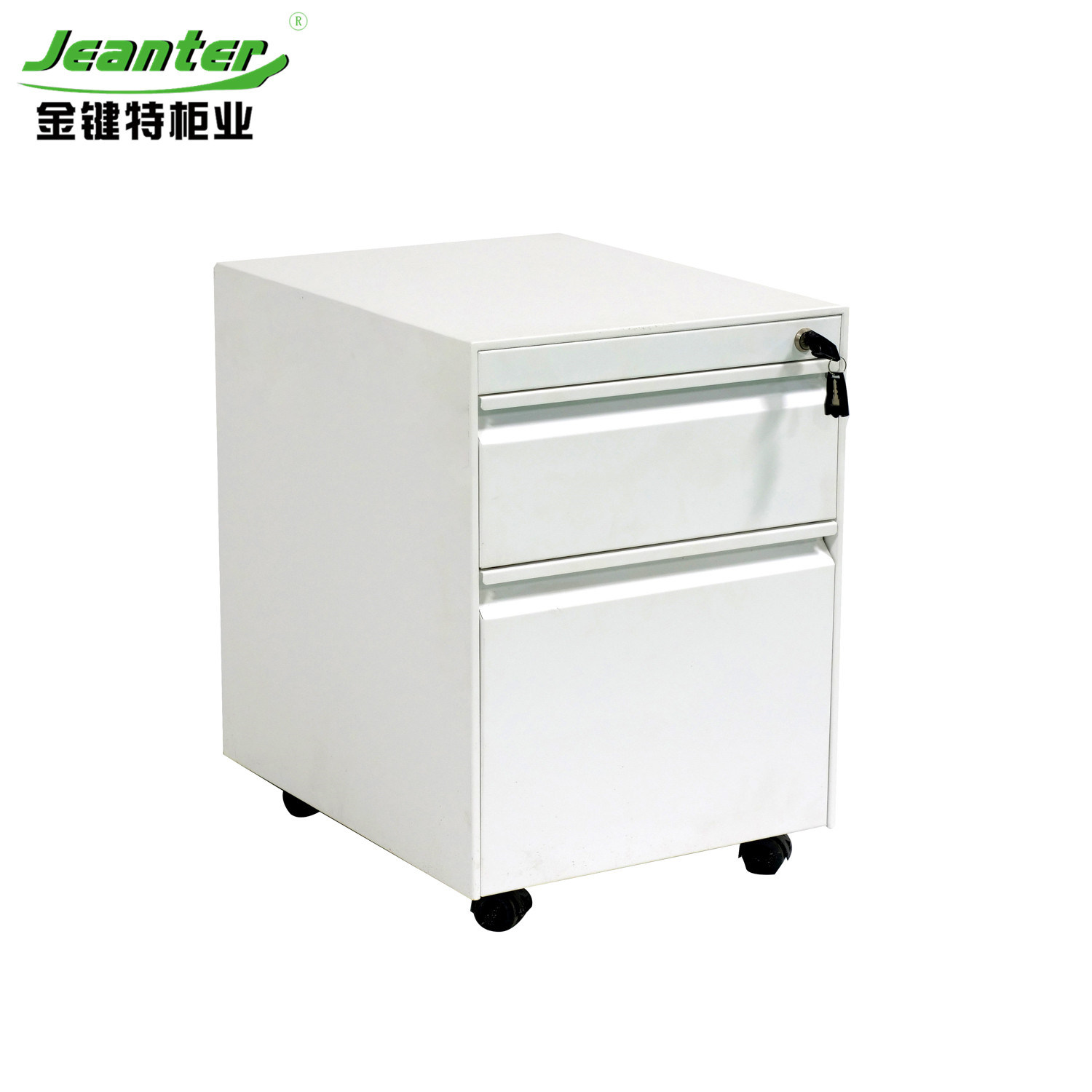 China Steel Office Furniture 3 Drawer