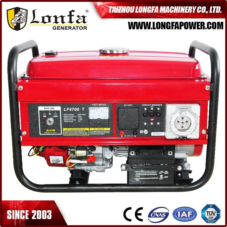 Swisscraft 3 Phase 380V 8500W Gasoline Petrol Generator pictures & photos
