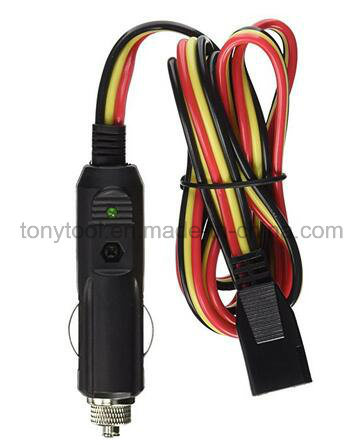 Magnificent China 3 Wire 3 Pin Plug 12V Plug Fused Replacement Cb Power Cord Wiring 101 Dicthateforg
