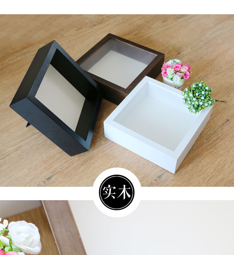 China Factory 4x6 5x7 6x8 8x10 A4 Size Wooden Ps Mdf Mini Magnetic