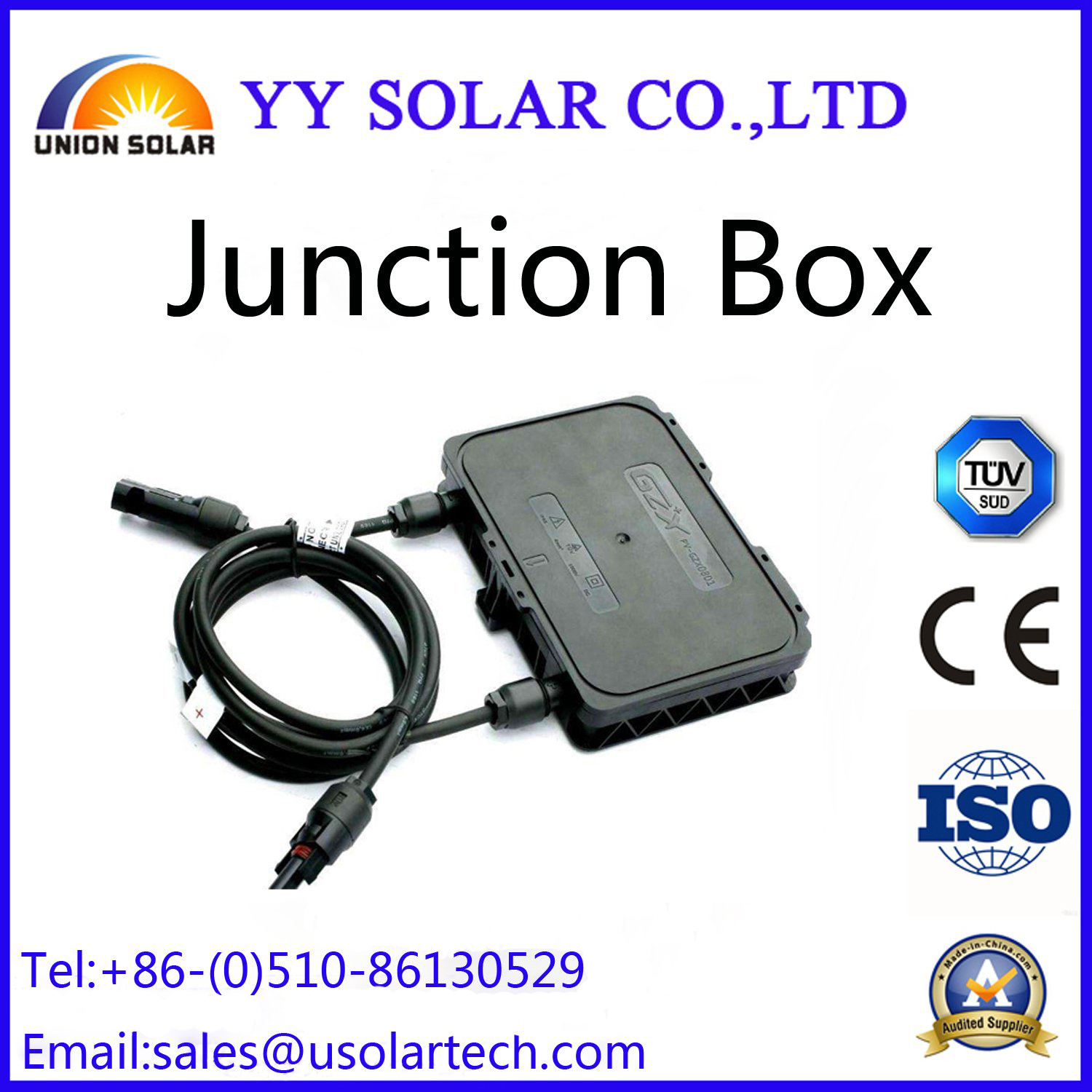 260W-270W Solar Panel Widely Used in Water Lamp