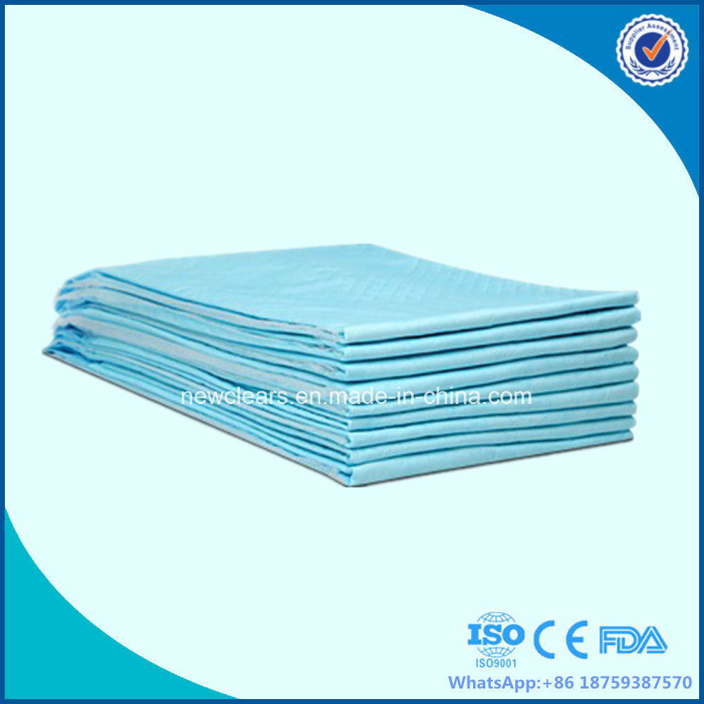 2016 New Quality Under Pad for Inconvenient of Made in China