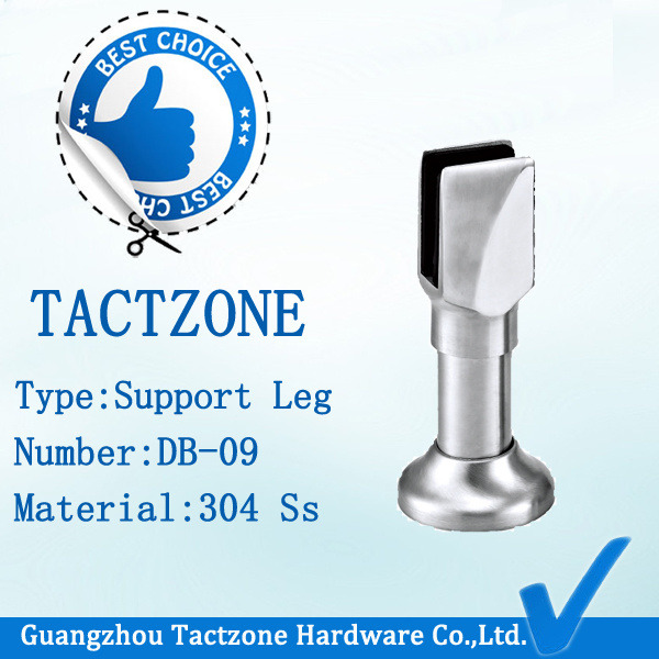 Top Sales Precision Casting 304 Ss Toilet Partition Foot Stands