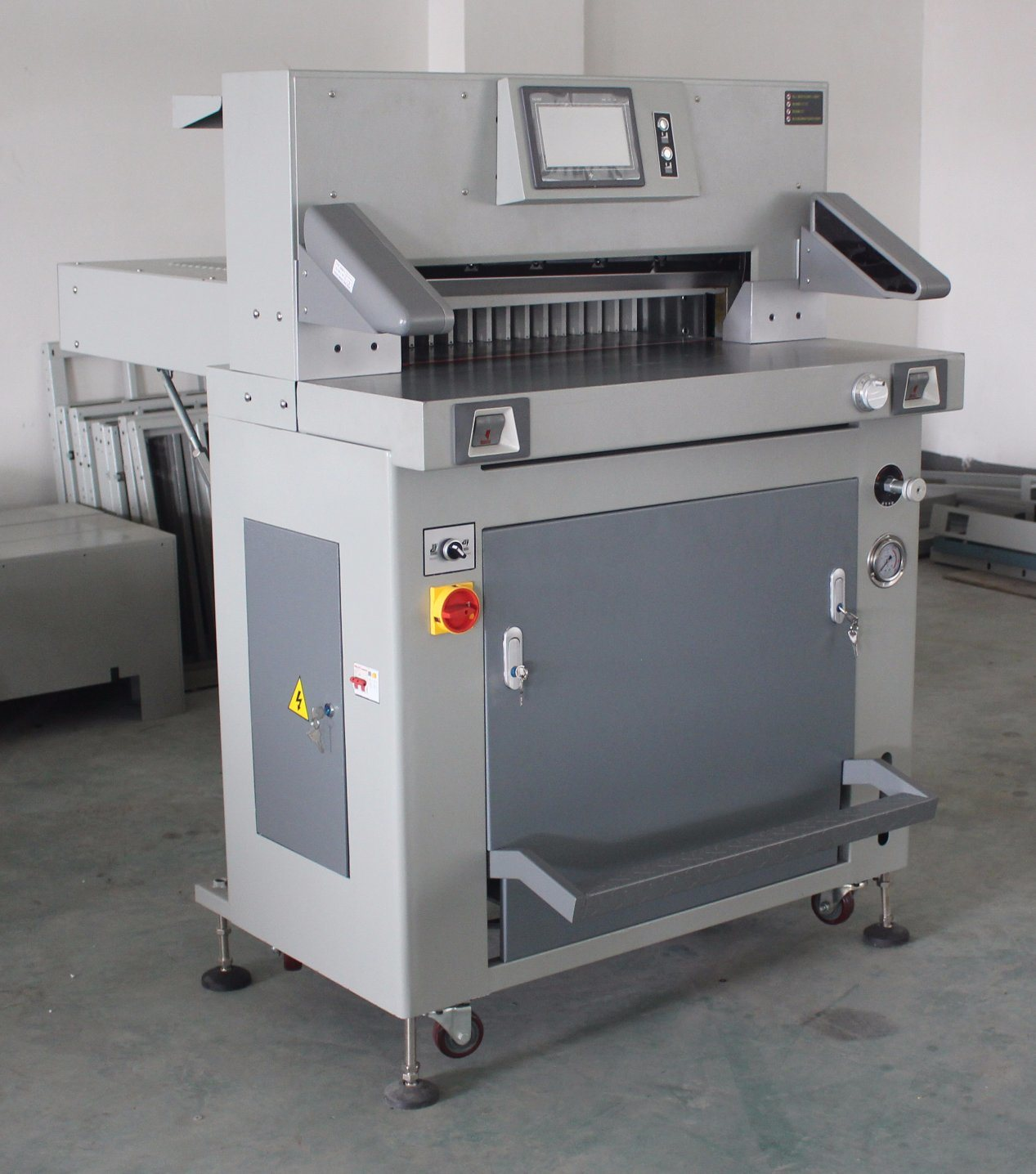 Paper Machine Paper Cutting Machine (WD-520H)