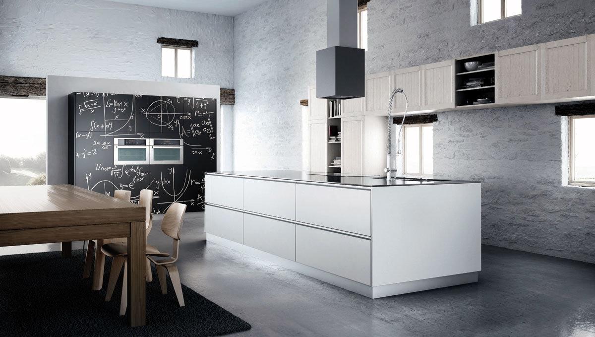 China Kitchen Furniture High Glossy Lacquer Finish MDF Kitchen ...