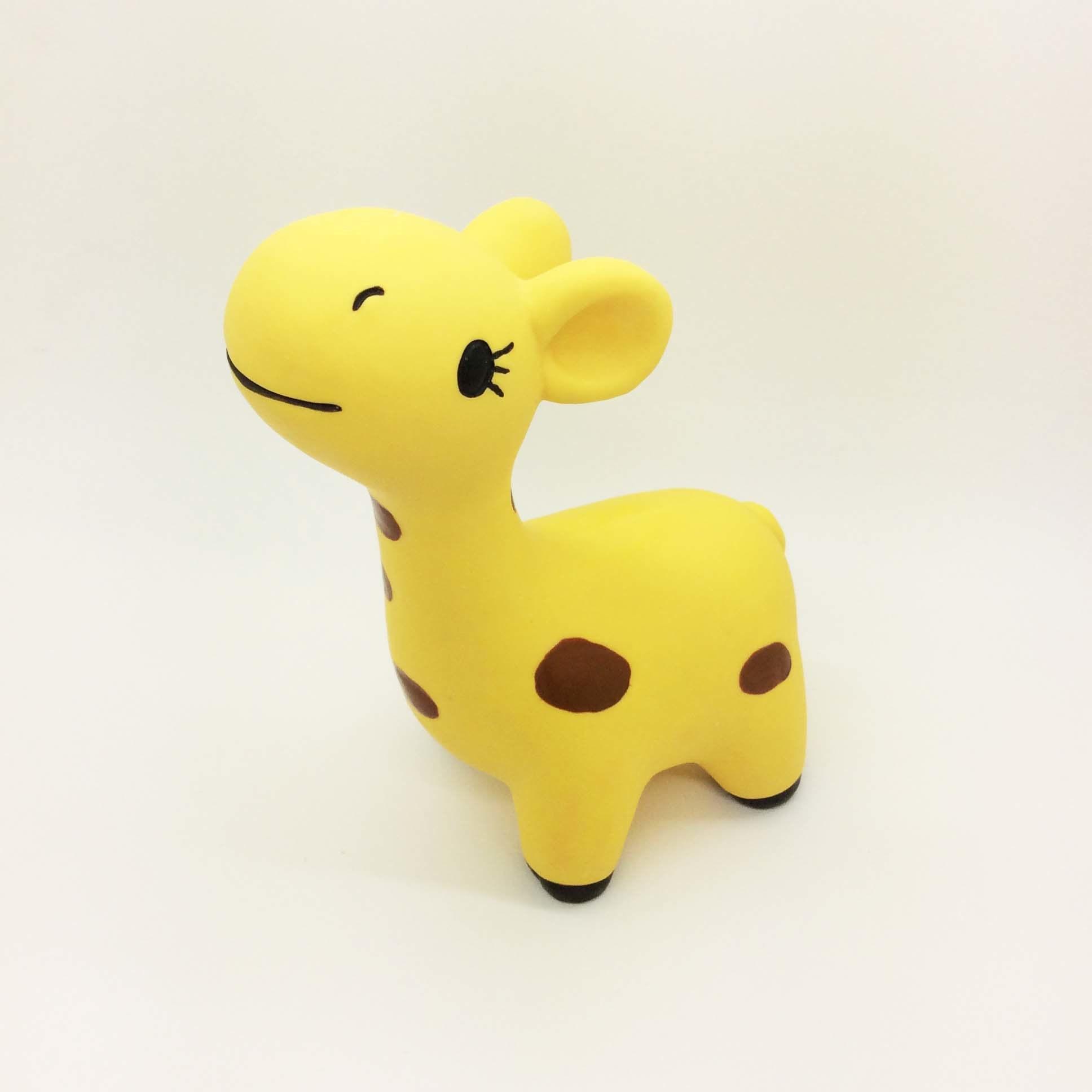 China Cute Mini Giraffe Baby Teething Toys China The Giraffe Shape