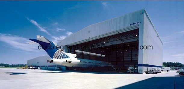 Light Steel Structure Aircraft Hanger