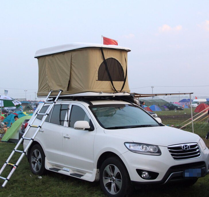 China Jeep Car Rooftop Tent 3-4 Persons C&ing Car Tent - China Roof Top Tent C&ing Tent & China Jeep Car Rooftop Tent 3-4 Persons Camping Car Tent - China ...