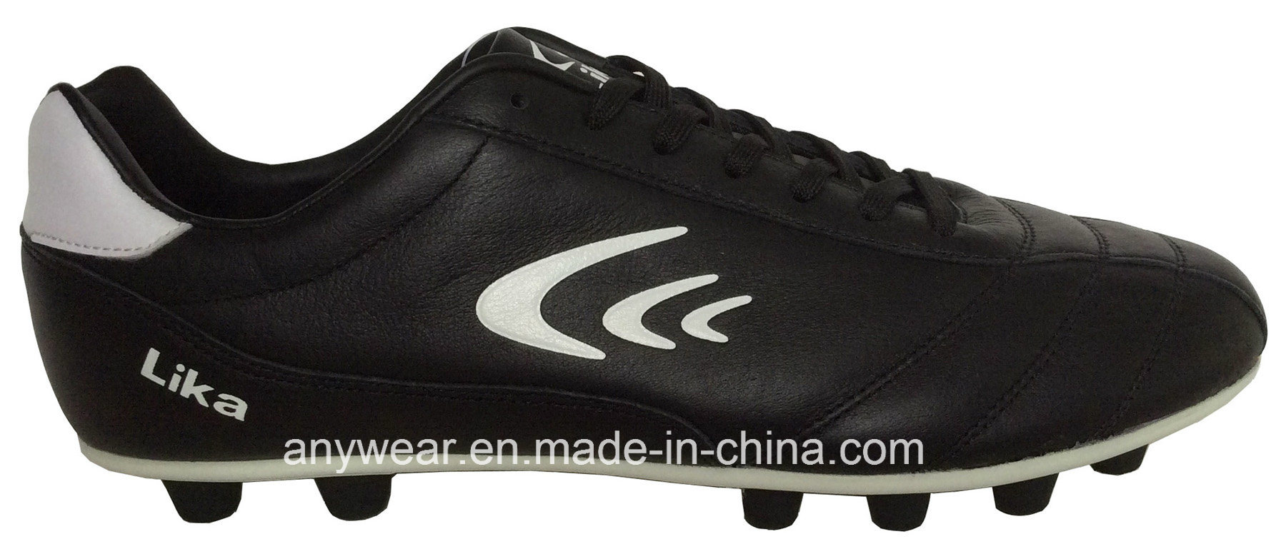 7af723dfa62 China Men′s Soccer Football Boots with Kangaroo Leather Shoes (815-6514) -  China Shoe