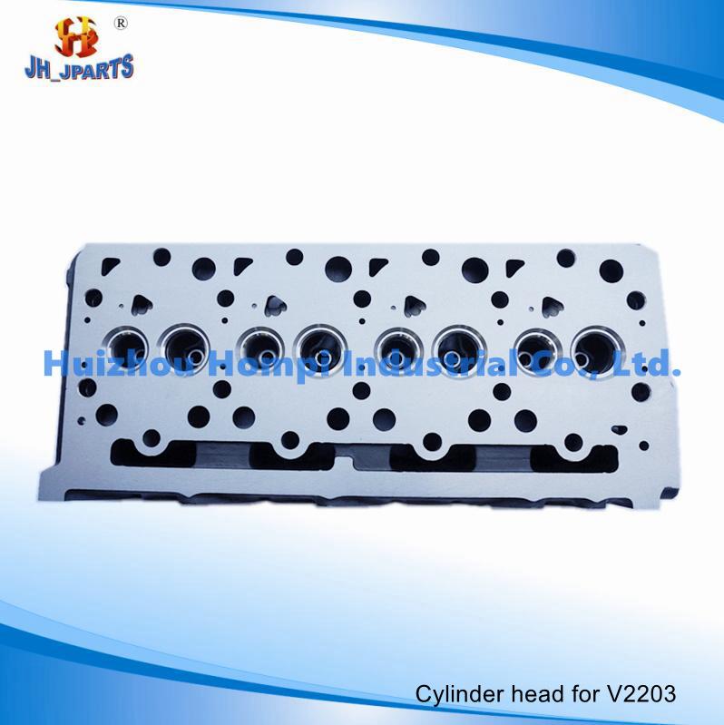 China Kubota Cylinder Head Manufacturers Suppliers Madeinchinacom: Kubota V2203 Engine Parts Diagram At Anocheocurrio.co