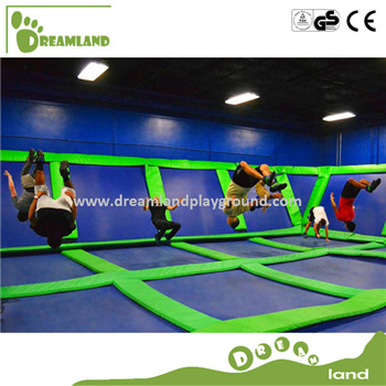 Dreamland Kids Indoor Trampoline Bed pictures & photos