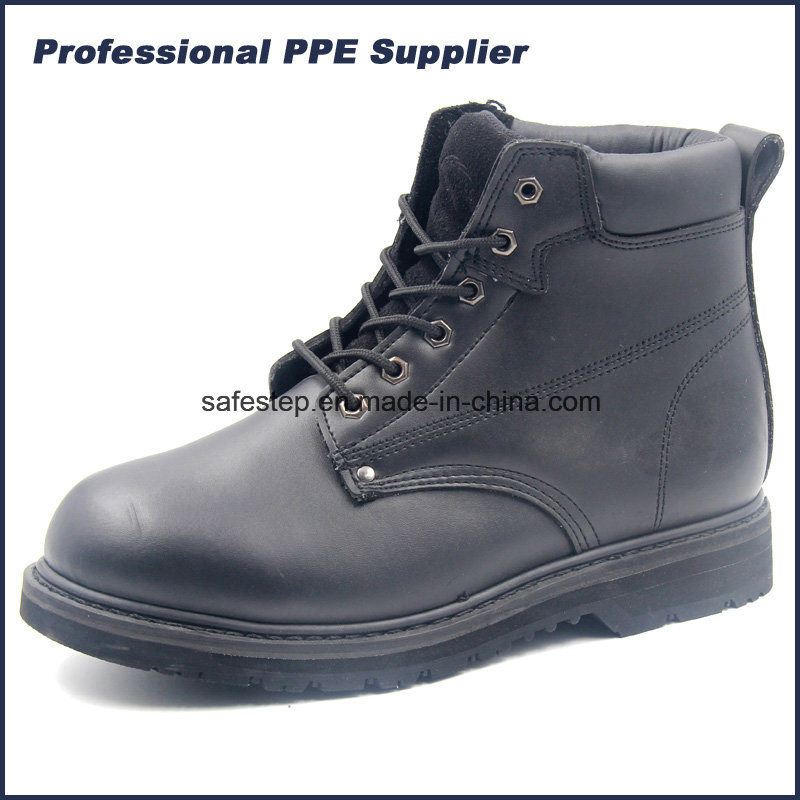 China Full Grain Leather Goodyear