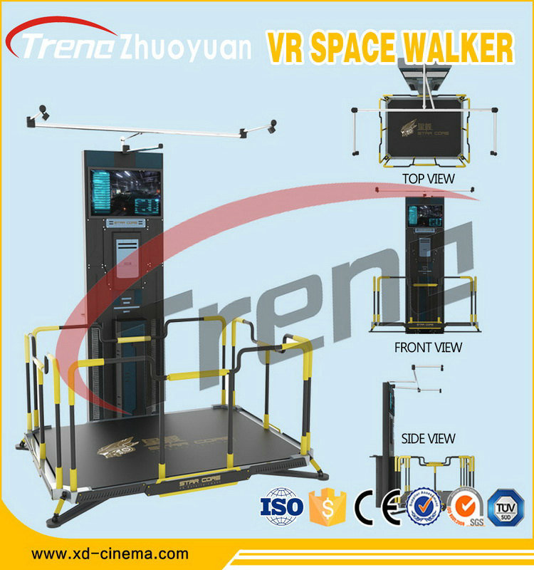 China Virtual Reality Space Game Room Vr Space Walk HTC Glasses Vr