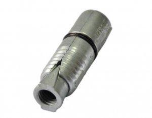 5//8 X 2-1//4 Qty 100 Concrete Sleeve Anchors Zinc Alloy