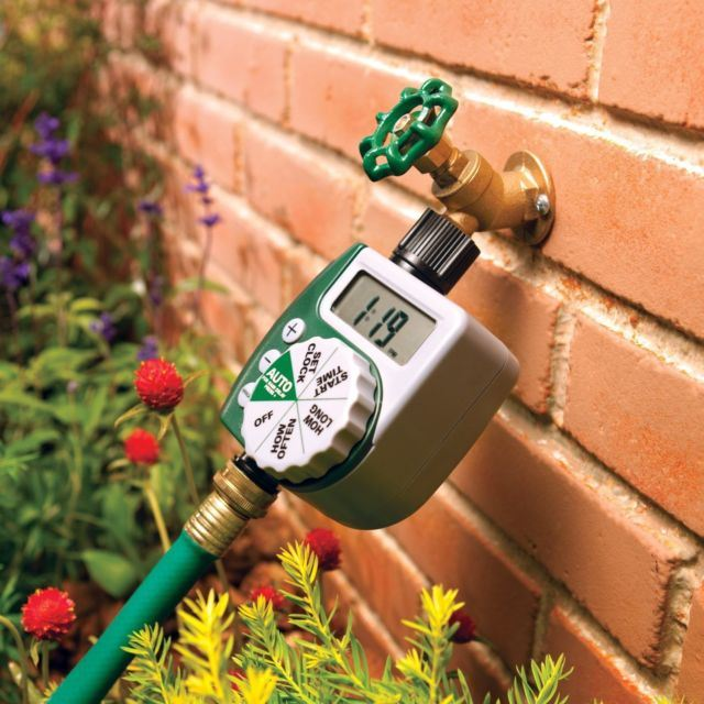 China Garden Watering Automatic, Garden Water Timer