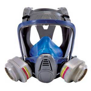 respirator mask cartridge