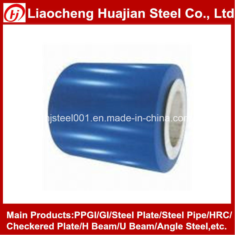 SGCC Grade Prepainted Galvanized Steel Coil From China pictures & photos