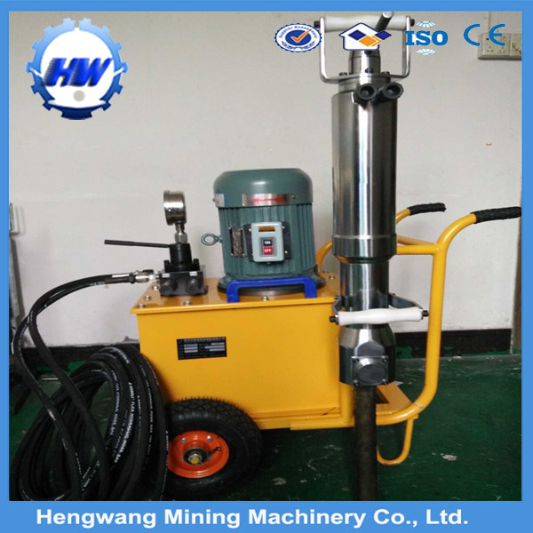 Electric Mortor Hydraulic Rock Splitter/Hydraulic Cylinder pictures & photos
